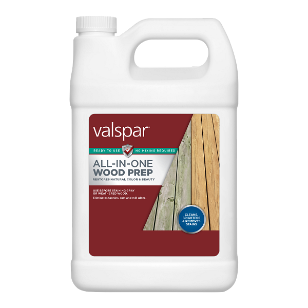 Valspar® All-in-One Wood Prep Image