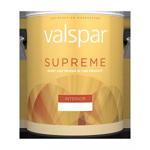 Valspar® Supreme Interior Paint & Primer