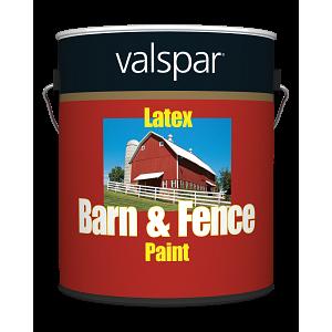 Valspar® Latex Barn & Fence Paint