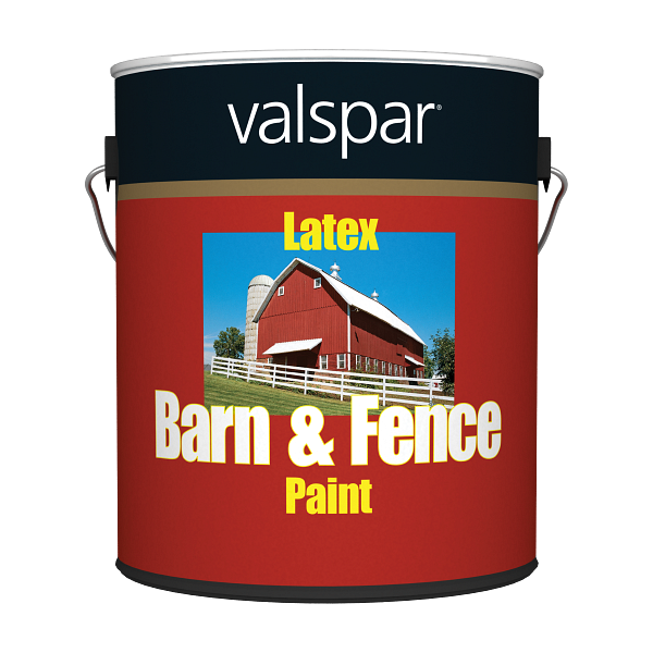Valspar® Latex Barn & Fence Paint Image