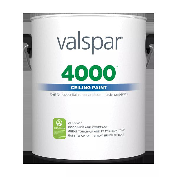 Valspar® 4000™ Ceiling Paint Image