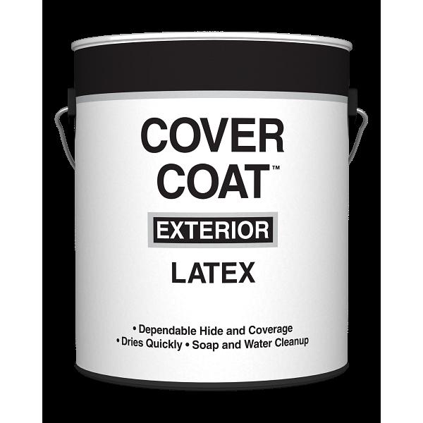 Valspar® Cover Coat Exterior Latex Paint Image