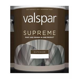 Valspar® Supreme Exterior Paint & Primer