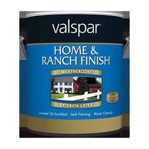 Valspar® WeatherCoat Home & Ranch Finish