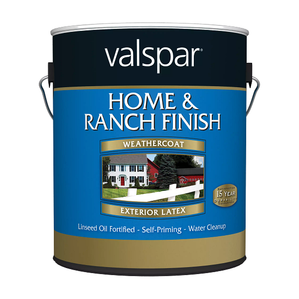 Valspar® WeatherCoat Home & Ranch Finish Image