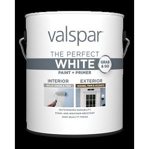 Valspar The Perfect White® Interior