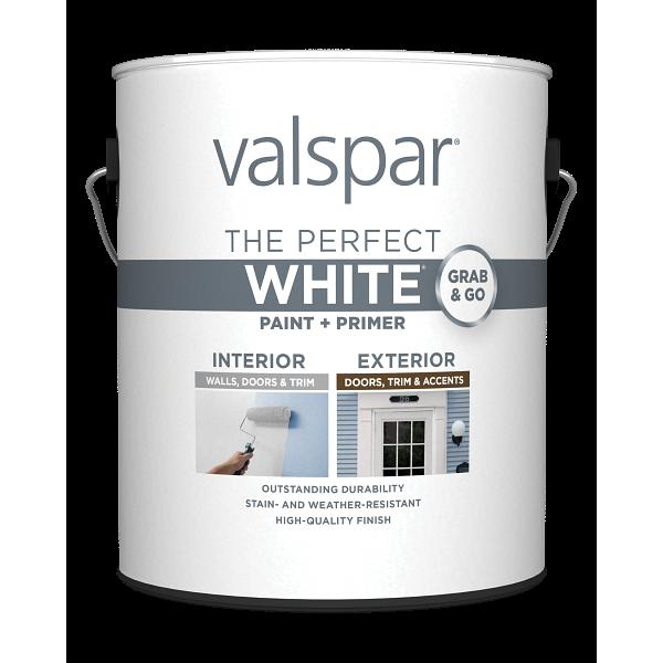 Valspar The Perfect White® Interior Image