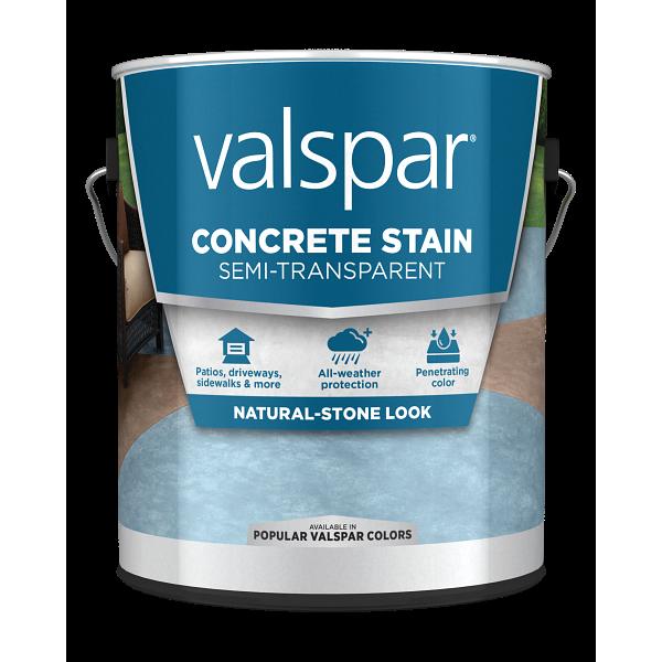 Valspar® Semi-Transparent Concrete Stain Image