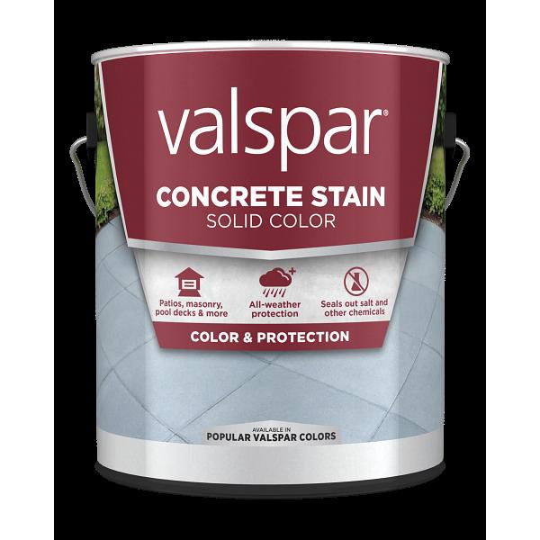 Valspar® Solid Color Concrete Stain Image