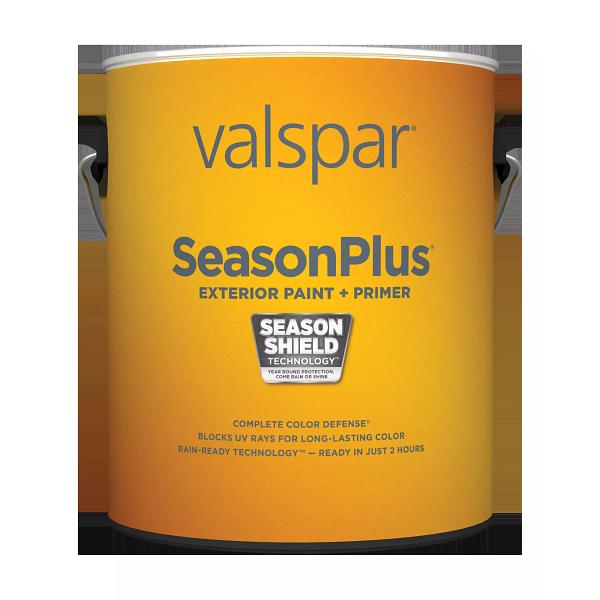 Valspar SeasonPLUS® Exterior Paint & Primer Image