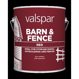 Valspar® Barn and Fence Oil Exterior Paint