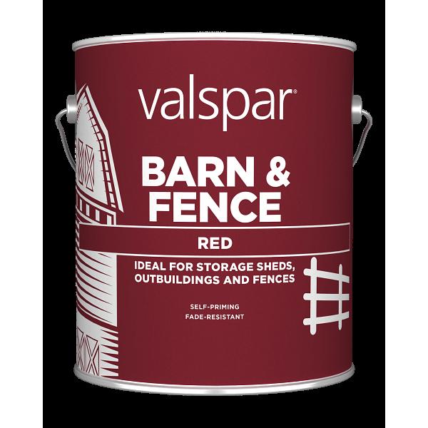 Valspar® Barn and Fence Oil Exterior Paint Image