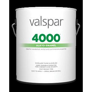Valspar® 4000™ Alkyd Enamel
