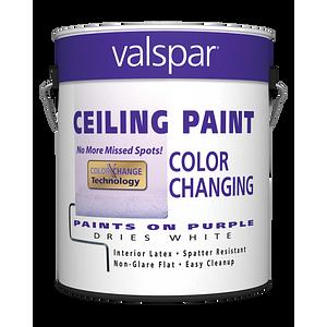 Valspar® Latex Color Changing Ceiling Paint