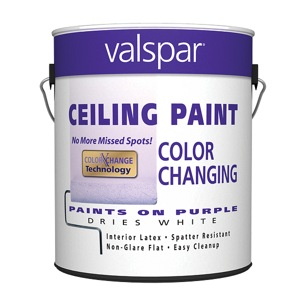 Valspar® Latex Color Changing Ceiling Paint Image