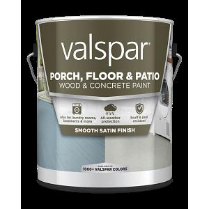 Valspar® Latex Satin Porch, Floor & Patio Paint