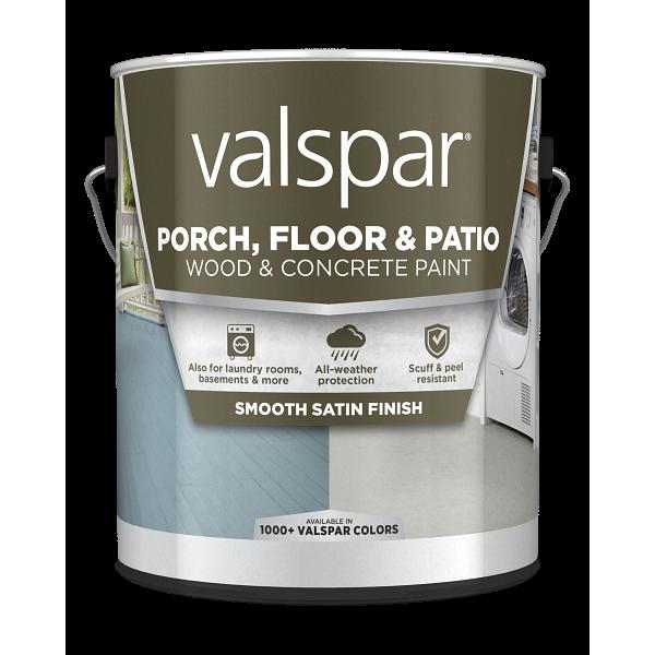 Valspar® Latex Satin Porch, Floor & Patio Paint Image