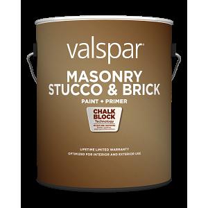Valspar® Masonry, Stucco & Brick