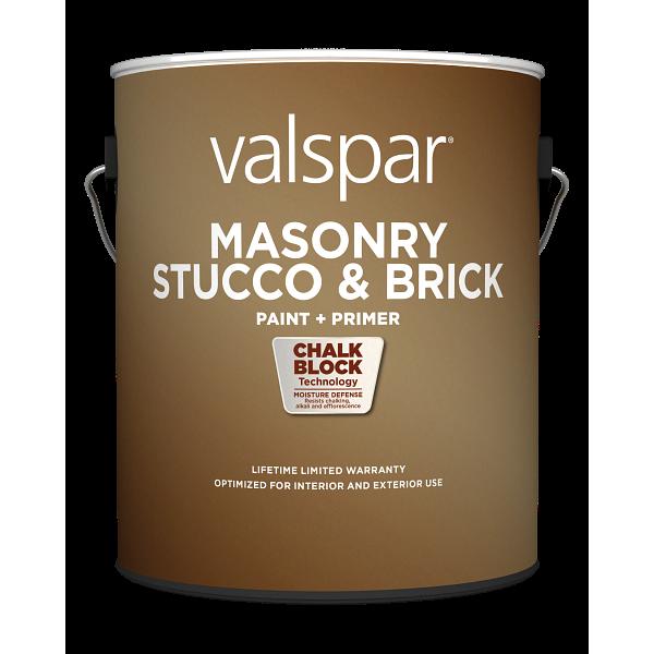 Valspar® Masonry, Stucco & Brick Image