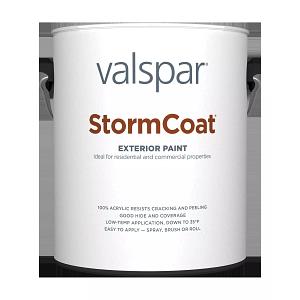 Valspar Storm Coat® Exterior Paint