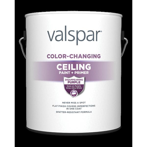 Valspar® Color-Changing Ceiling Paint Image