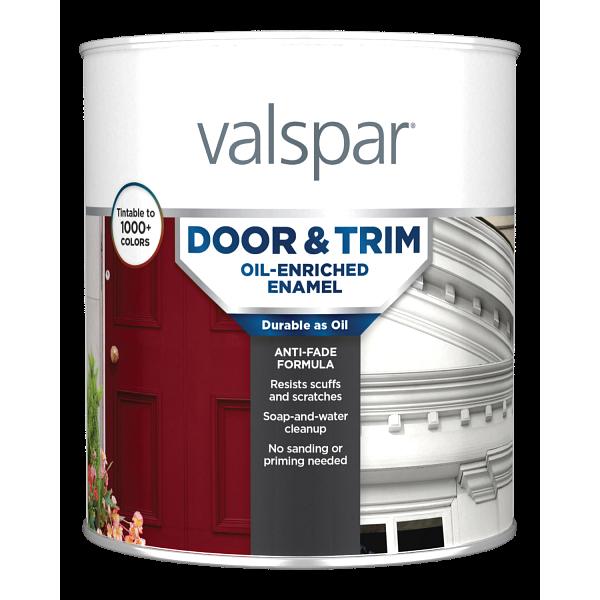 Valspar® Door & Trim Oil Enriched Enamel Image