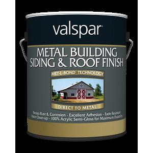 Valspar® Metal Building Siding and Roof Finish