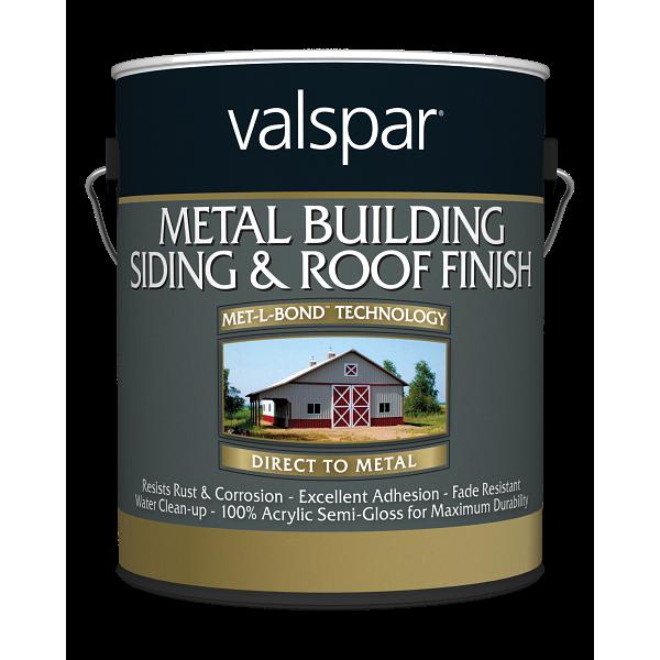 Valspar® Metal Building Siding and Roof Finish Image