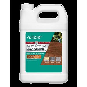 Valspar® Fast-Acting Deck Cleaner