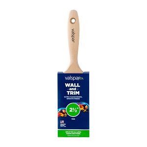 Valspar® Wall and Trim Flat 2.5-in Brush