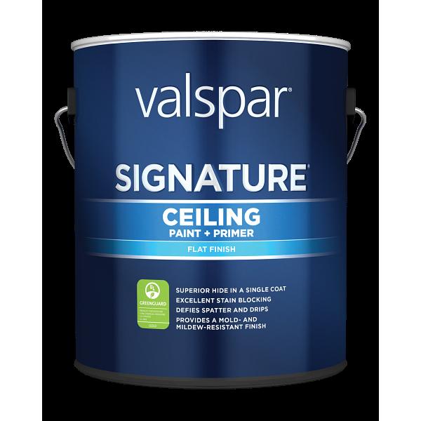 Valspar Signature® Ceiling Paint & Primer Image