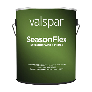 Valspar SeasonFlex® Exterior Paint & Primer