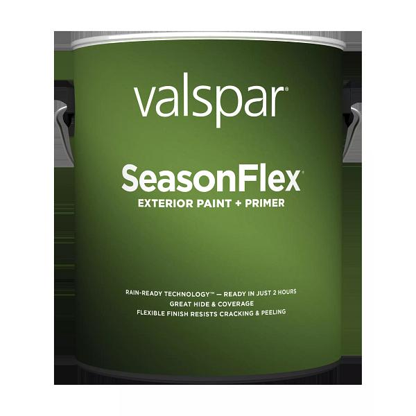 Valspar SeasonFlex® Exterior Paint & Primer Image