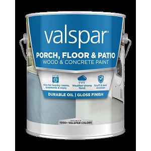 Valspar® Oil Porch, Floor & Patio Paint