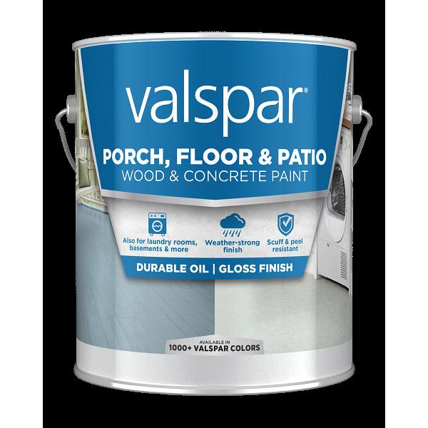 Valspar® Oil Porch, Floor & Patio Paint Image