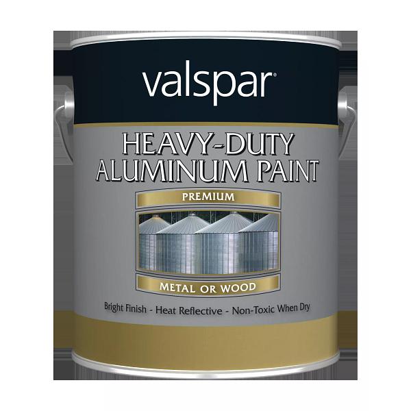 Valspar® Heavy Duty Aluminum Paint Image