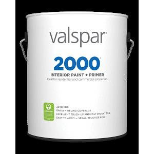 Valspar® 2000™ Interior Paint + Primer