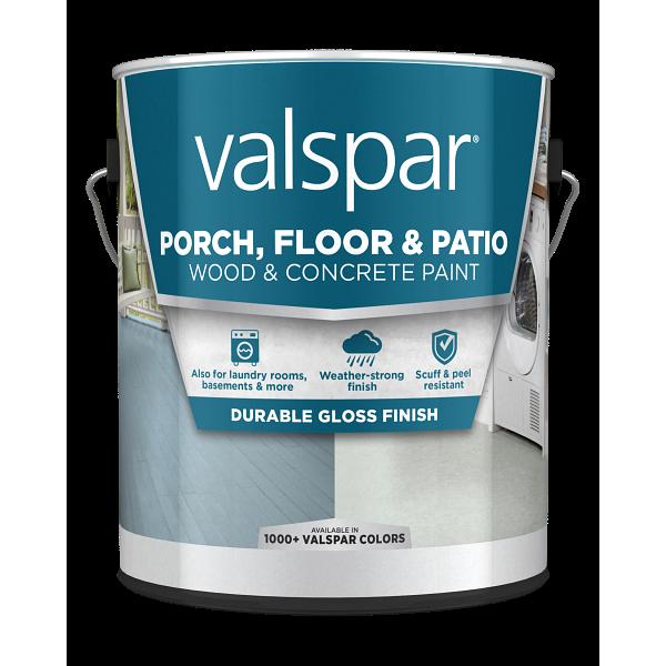 Valspar® Latex Gloss Porch, Floor & Patio Paint Image